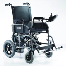 Load image into Gallery viewer, Merits Health Travel-Ease Folding Power Chair