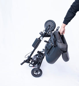 SNAPnGO Electric Travel Mobility Scooter - Weighs 34 lbs