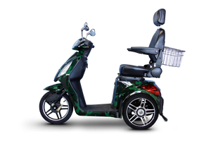 Camouflage Mobility Scooter