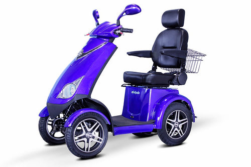 EWheels EW-72 Recreational 4-Wheel Scooter