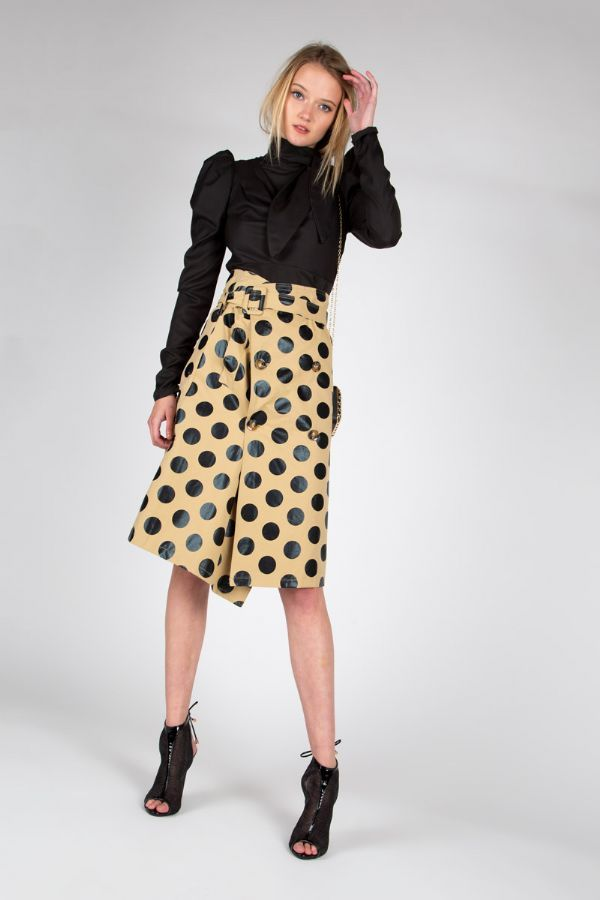 Levels to Dots Skirt