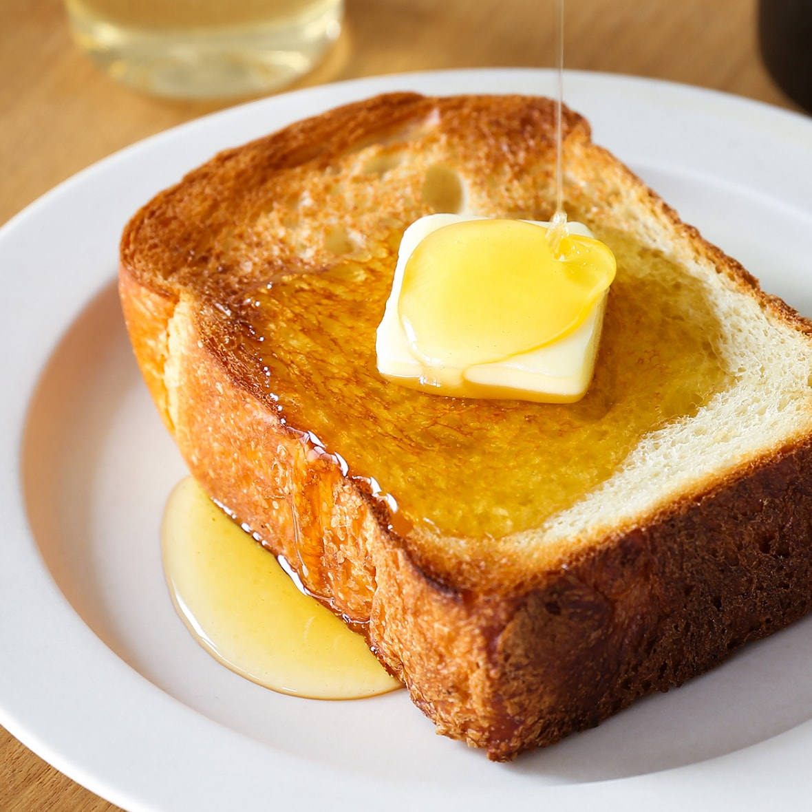 Honey Butter Toast