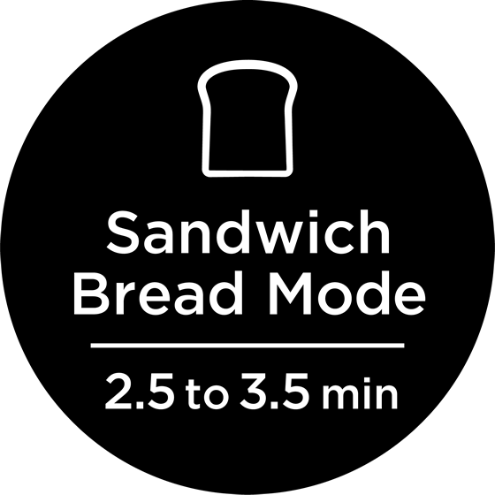 sandwich bread mode