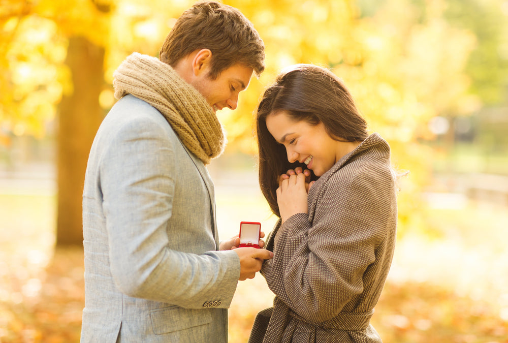 A personal (and perfect) proposal