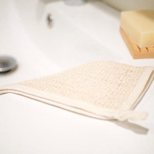 Exfoliating Sisal Bath Washcloth