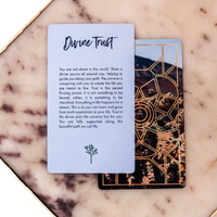 The Desert Oracle Deck