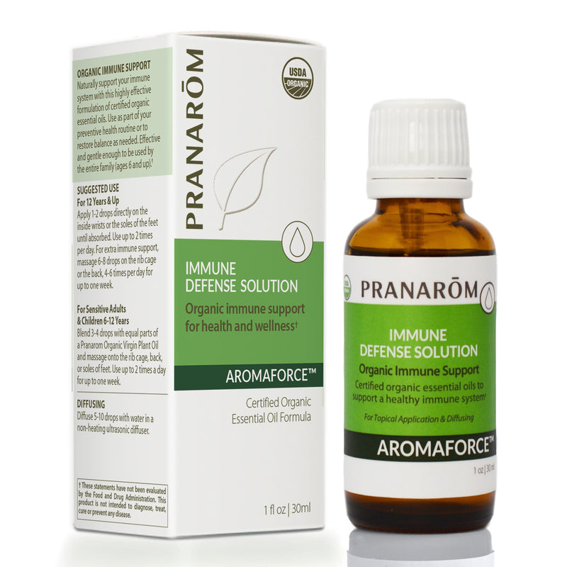 Aromaforce: Immune Defense Solution