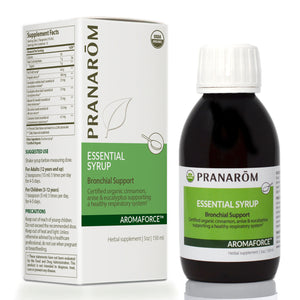 Aromaforce Bronchial Support Essential Syrup