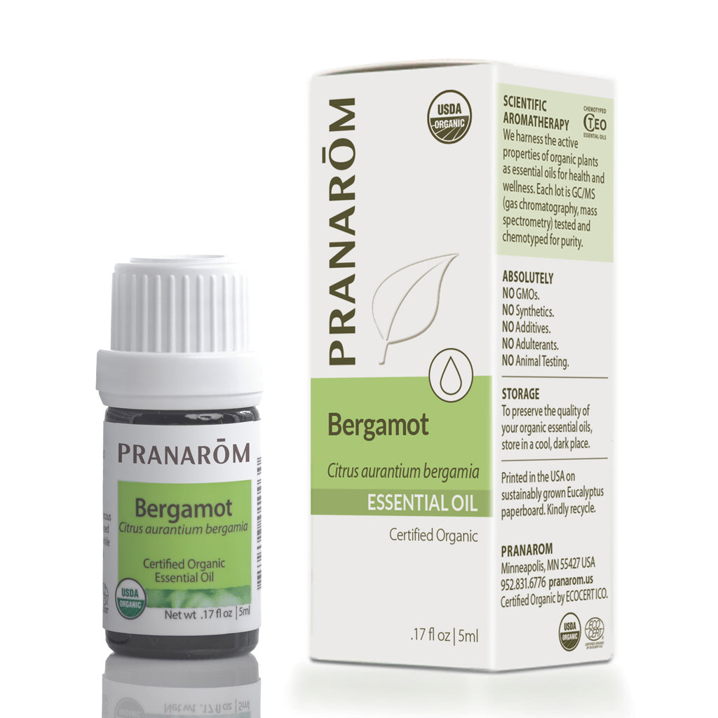 Bergamot Essential Oil (2 sizes)