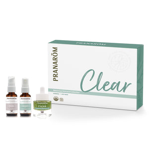 CLEAR Balancing Skincare Collection (3 pc kit)