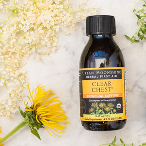 Clear Chest Bronchial Support Syrup