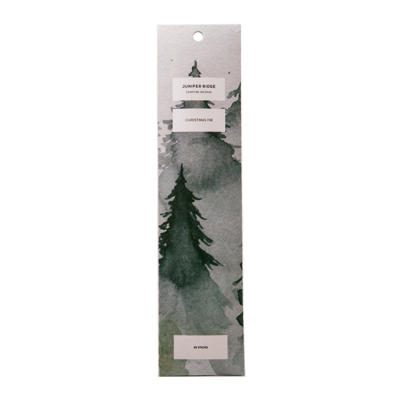 Christmas Fir Campfire Incense