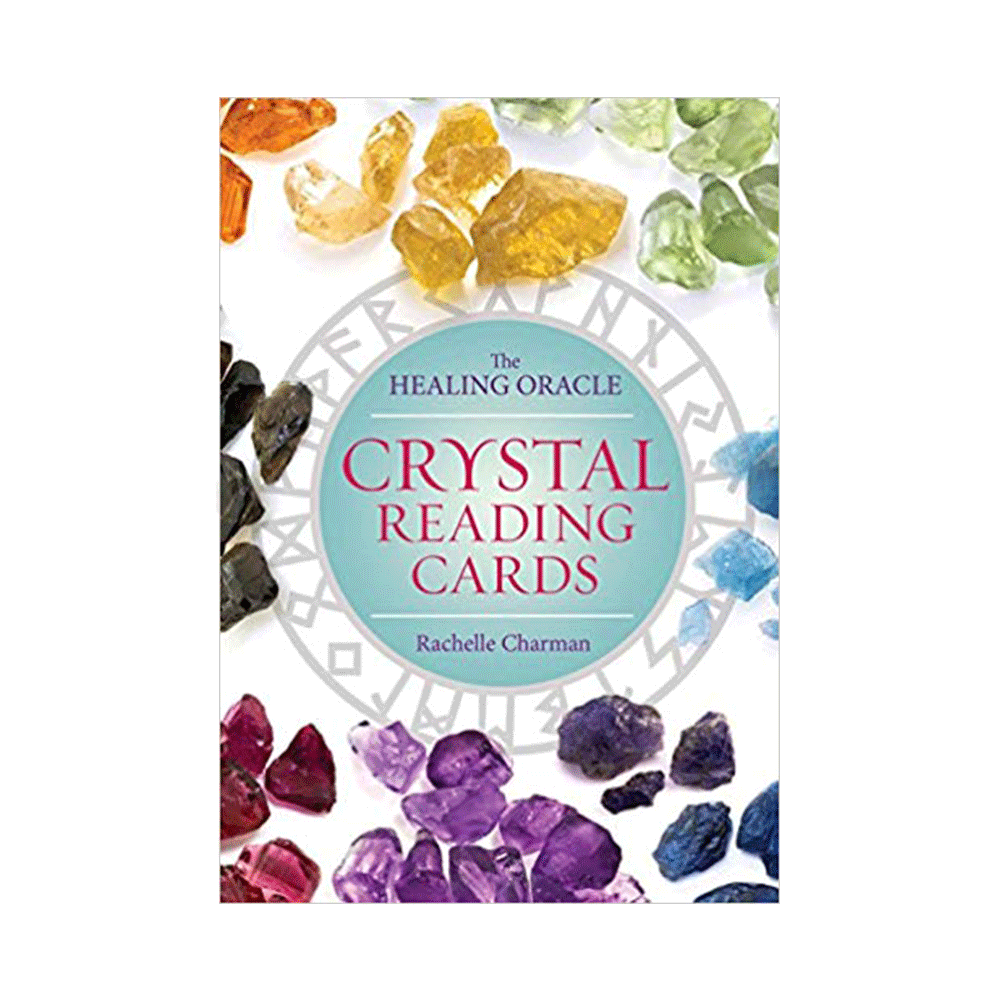 Crystal Reading Cards: The Healing Oracle Cards