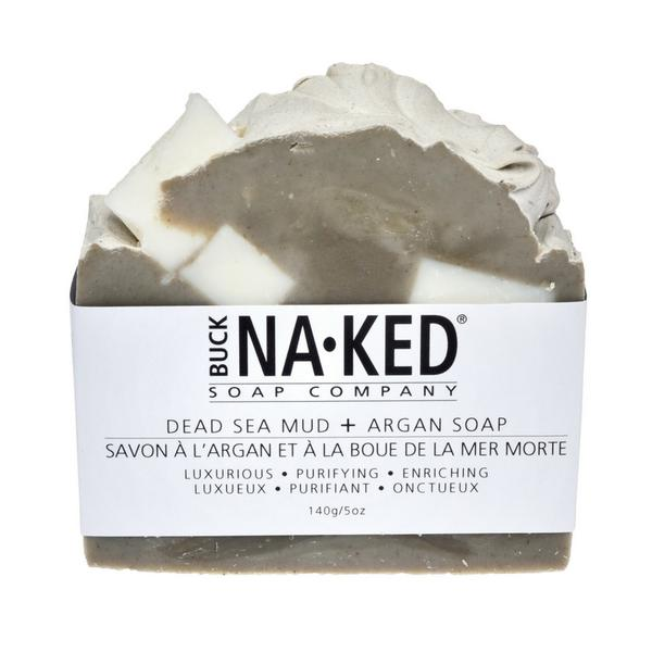 Dead Sea Mud & Argan Bath Bar Soap