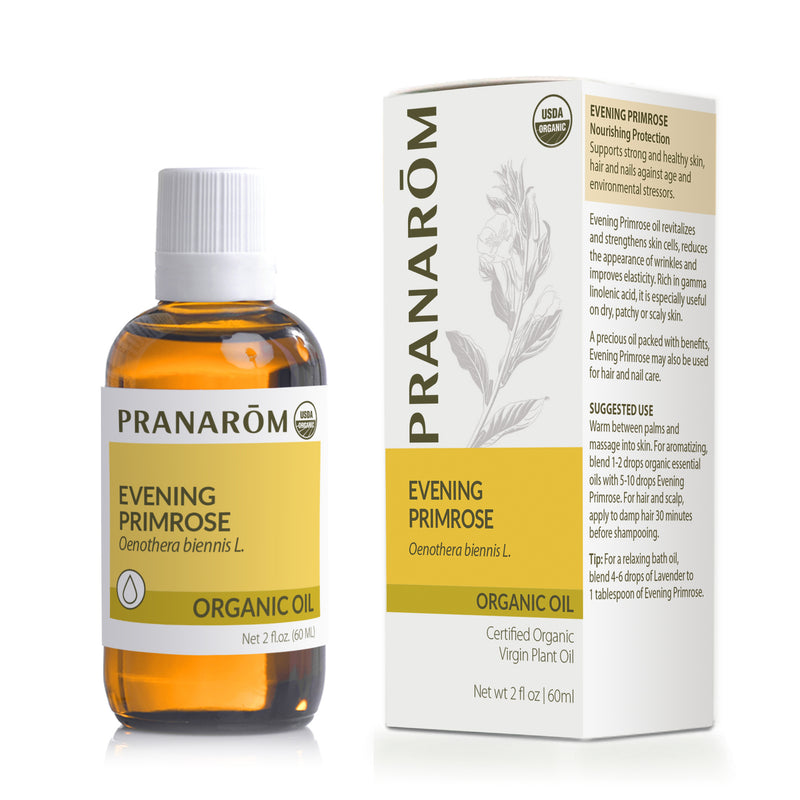 Evening Primrose Carrier Oil Organic 2 fl.oz