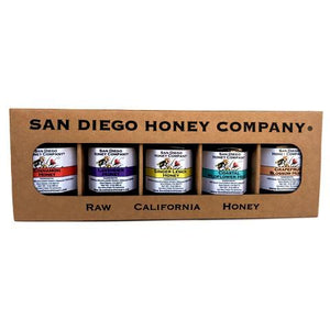 San Diego Favorites Honey Flight