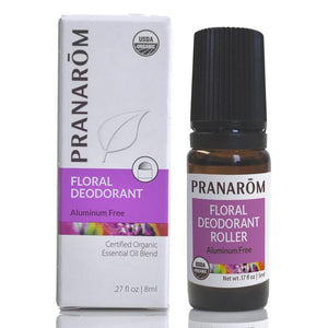 Floral Deodorant Essential Oil Blend