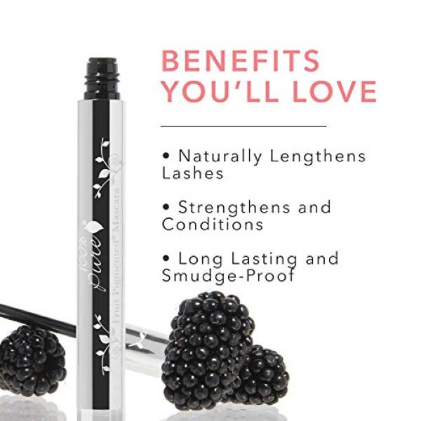 Ultra Lengthening Fruit Pigmented Mascara benefits you'll love. Naturally lengthens, strengthens and conditions lashes. Long Lasting and Smudge Proof
