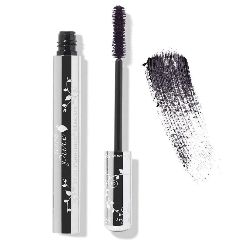 Fruit Pigmented® Ultra Lengthening Mascara Blackberry Purple. This color enhances green eyes