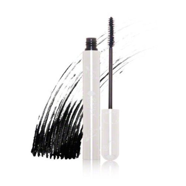 Fruit Pigmented® Ultra Lengthening Mascara Blueberry which is a great color enhancing blue eyes.