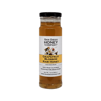 Grapefruit Blossom Raw Honey