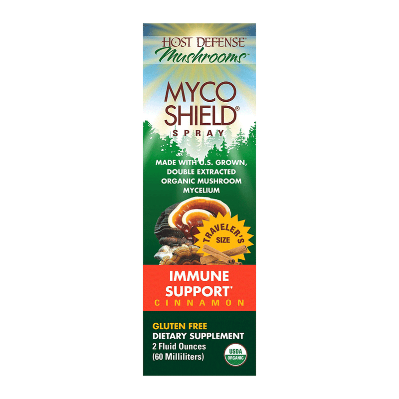 MycoShield Cinnamon Spray