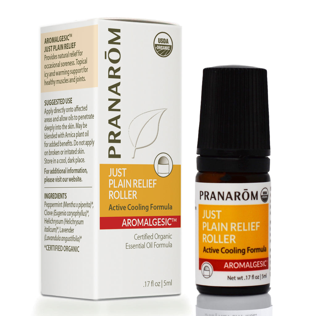 Aromalgesic: Just Plain Relief 5ml Roll-on