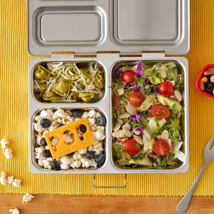 LAUNCH Eco-Friendly Stainless Steel Lunchbox