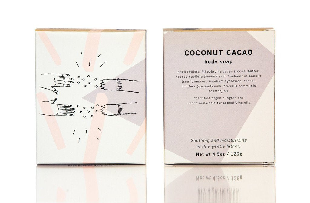 Coconut Cacao Body Soap
