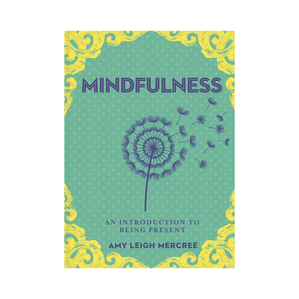 Little Bit of Mindfulness Hardcover. This introduction teaches mindfulness techniques to stay centered, calm and present