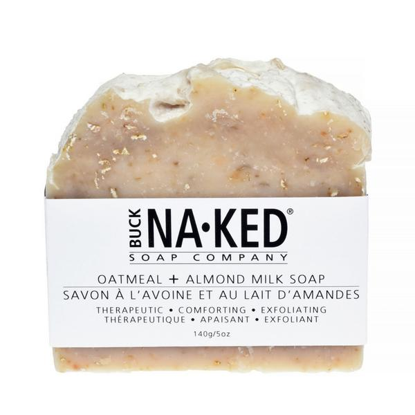 Oatmeal & Almond Milk Bath Bar Soap
