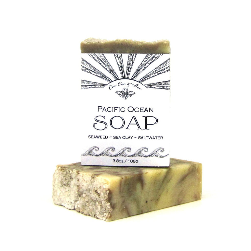 Pacific Ocean Bar Soap