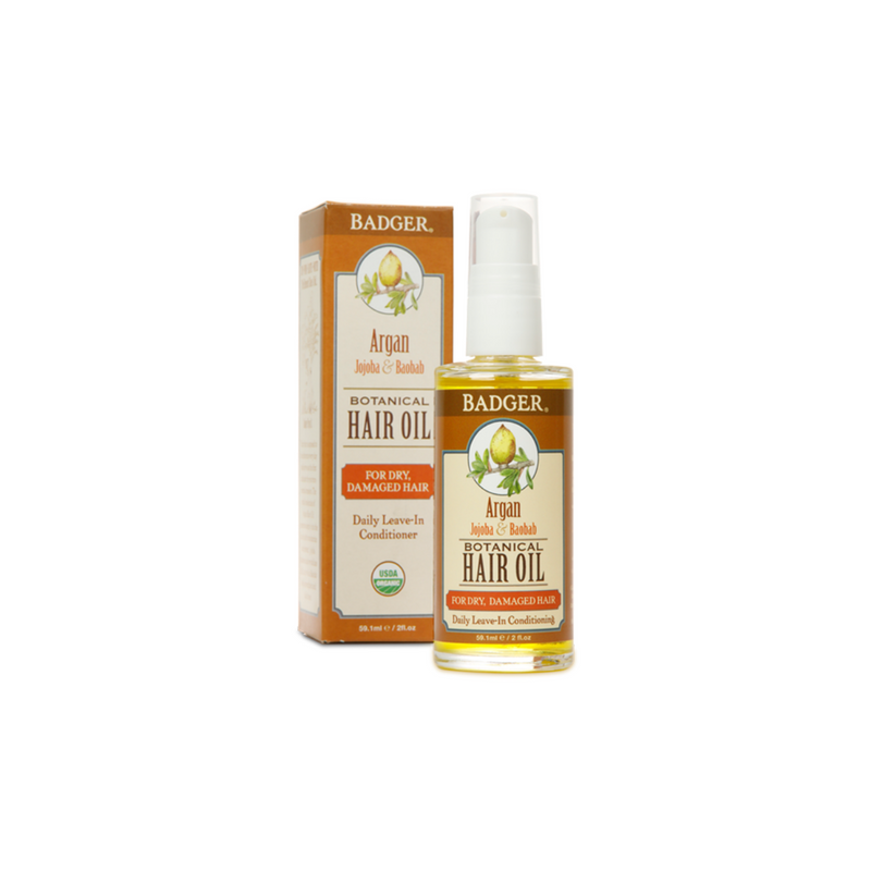 Argan Hair Oil