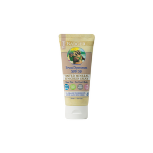 Tinted Sunscreen Unscented SPF 30