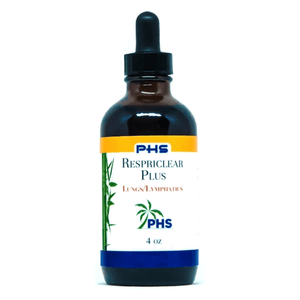 Respiclear + Colloidal Silver Tincture