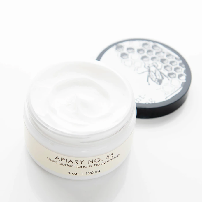 Apiary 55 (Milk & Honey) Body Creme