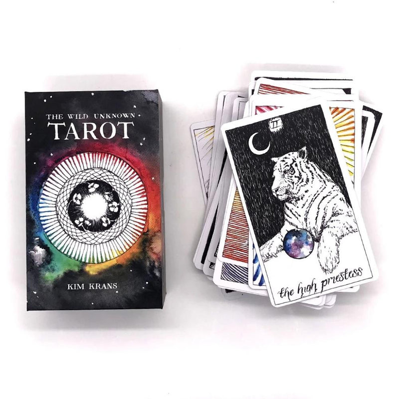 Tarot Deck & Guidebook Box Set