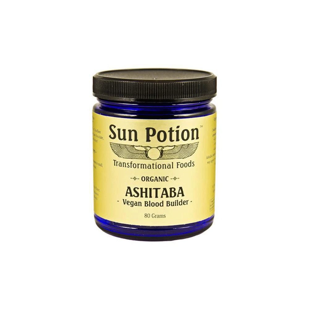 Ashitaba Vegan Blood Builder