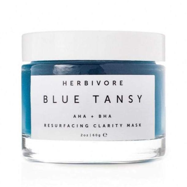 Blue Tansy Clarity Mask