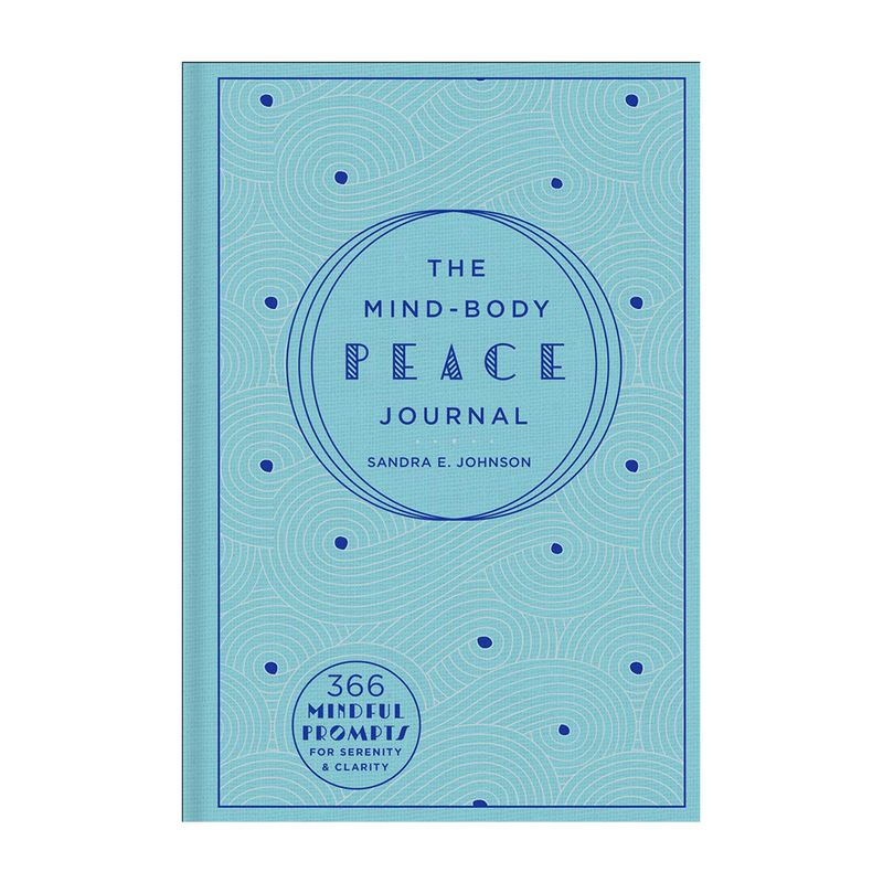 The Mind-Body Peace Journal: 366 Mindful Prompts for Serenity and Clarity