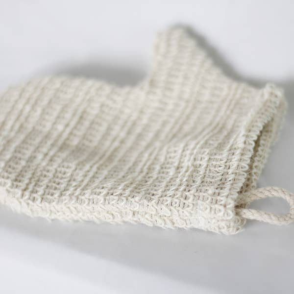 Exfoliating Sisal Shower Glove