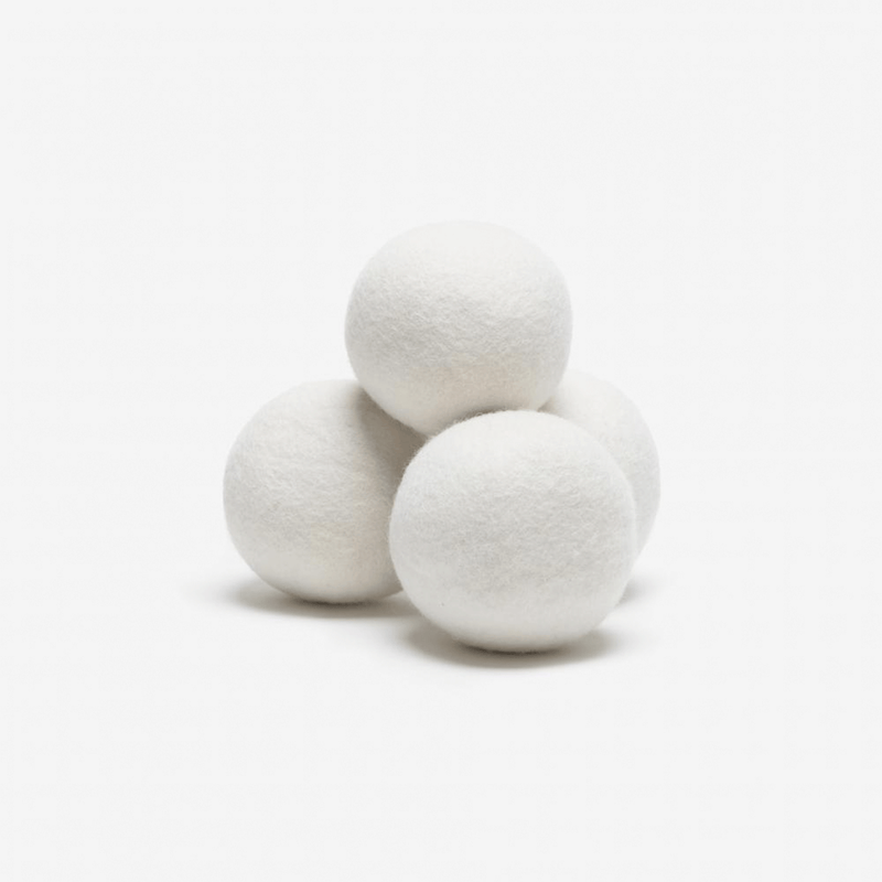 100% Pure New Zealand Wool XXL Dryer Balls (4 pack)