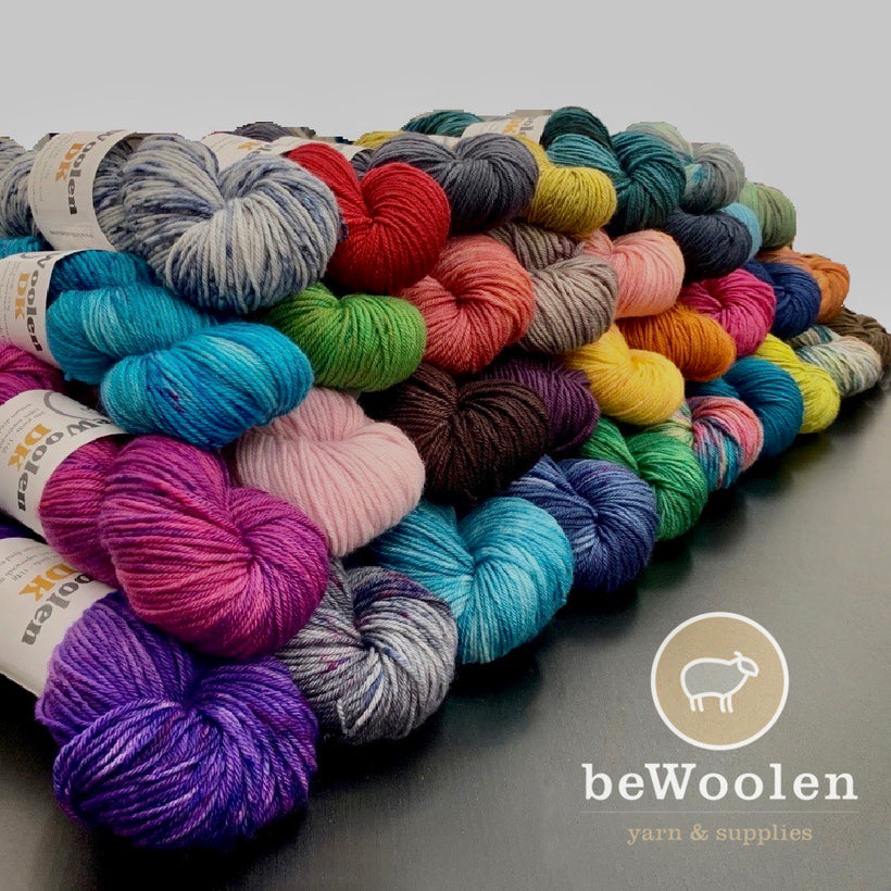 beWoolen DK - click on each collection below for a full range of choices