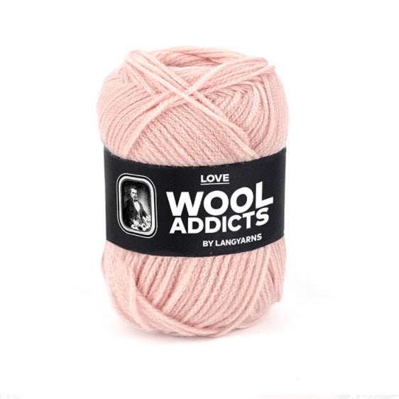 WoolAddicts Love - beWoolen