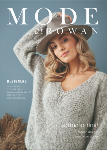 Rowan Mode Collection Three - beWoolen