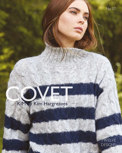 Covet by Kim Hargreaves - beWoolen
