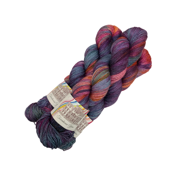Townhouse Yarns Fade St 4 ply - beWoolen