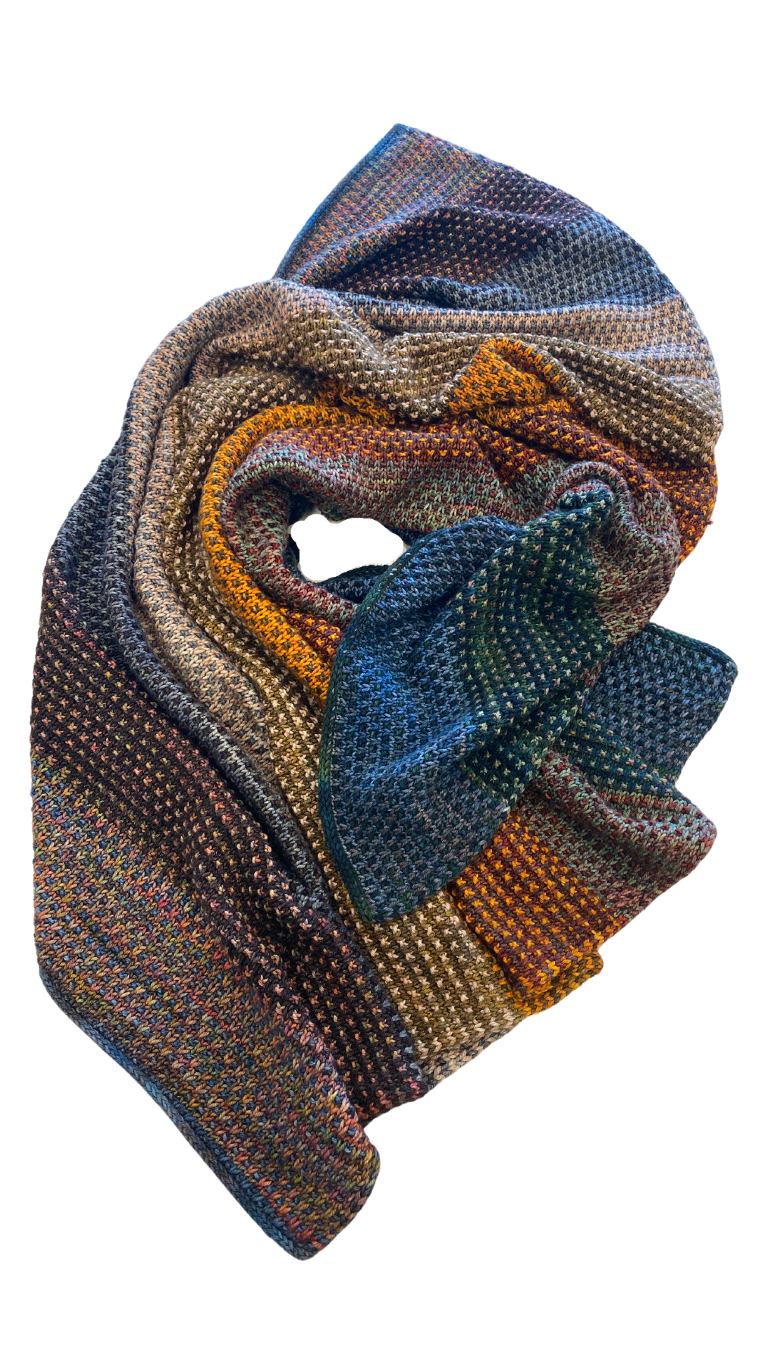 Malabrigo Slip Stitch Blanket Kit
