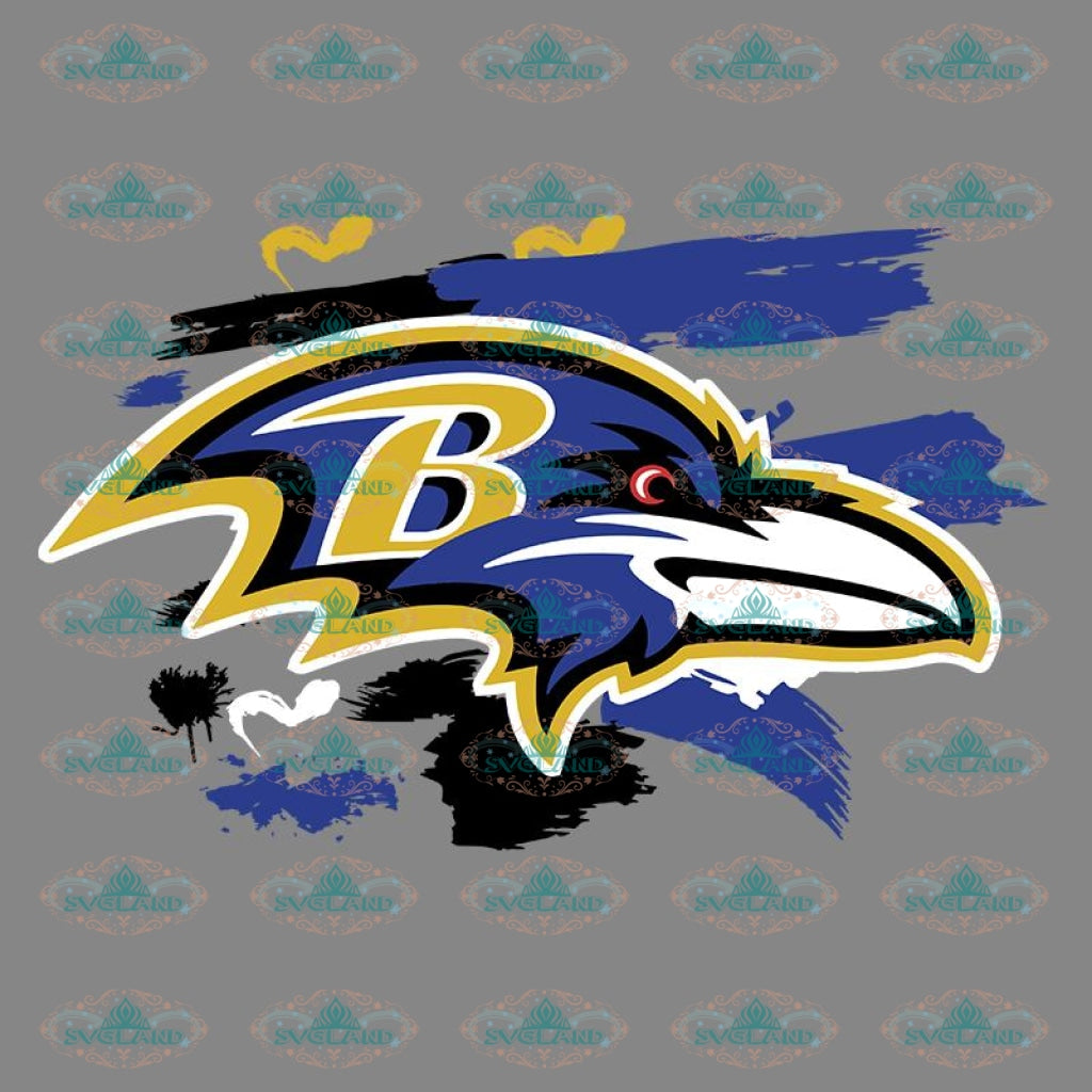 Baltimore Ravens png, Baltimore Ravens Svg, NFL Svg, Sport Svg, Football Svg, Cricut File, Clipart, Love Football Svg, Png, Eps, Dxf