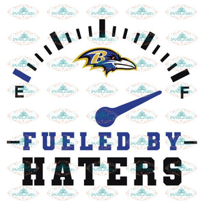 Baltimore Ravens Svg, Fueled By Haters Svg, NFL Svg, Sport Svg, Football Svg, Cricut File, Clipart, Love Football Svg 2